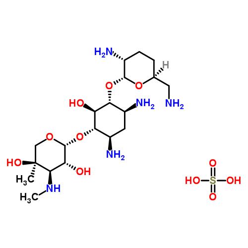 Gentamicin Sulfate, USP Grade