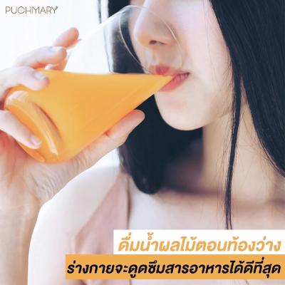 ดื่มน้ำผลไม้ตอนท้องว่าง ดีหรือไม่ดี ???