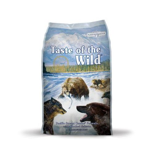 Taste of the Wild Pacific Stream Canine with Smoked Salmon (1.5 lb.) x 2