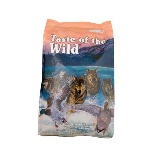 Taste of the Wild Wetlands Canine with Roasted Fowl (1.5 lb.) x 2