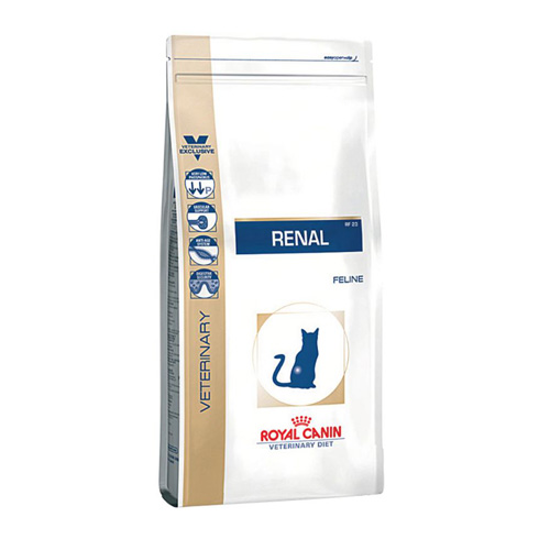Royal Canin Vet Diet Cat Renal (4 kg.)