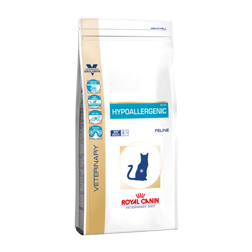 Royal Canin Vet Diet Cat Hypoallergenic (2.5 kg.)