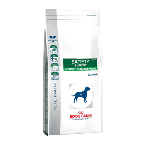 Royal Canin Vet Diet Dog Satiety Support (1.5 kg.)