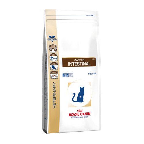 Royal Canin Vet Diet Cat Gastro Intestinal (2 kg.)