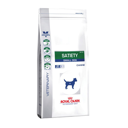 Royal Canin Vet Diet Satiety Support Small Dog (8 kg.)
