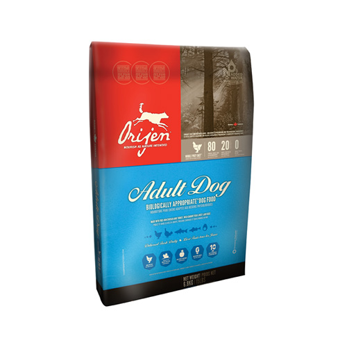 Orijen Biologically Appropriate Dog Food Adult (340 g.)