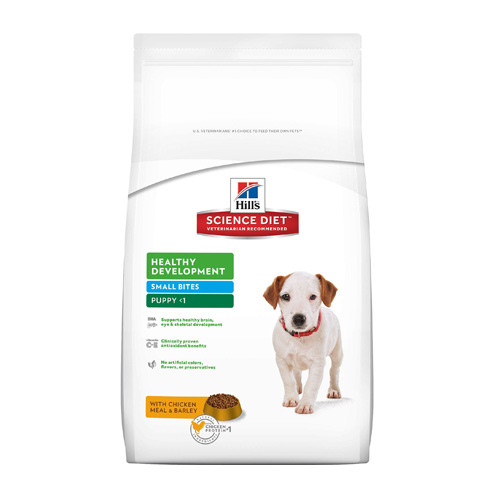 Hill's Science Diet Puppy Small Bites (15 kg.)