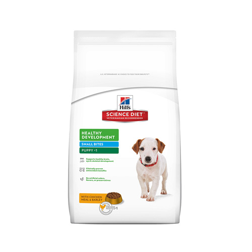 Hill's Science Diet Puppy Small Bites (400 g.)