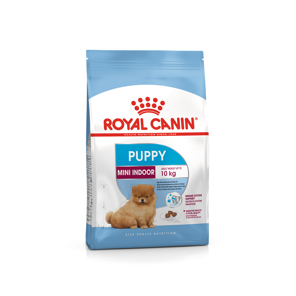 Royal Canin Puppy Mini Indoor 0.5 kg.