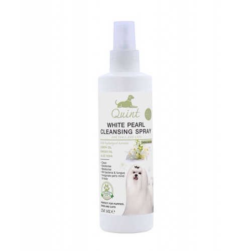 Quint White Pearl Cleansing Spray (250 ml.)