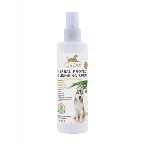 Quint Herbal Protect Cleansing Spray (250 ml.)