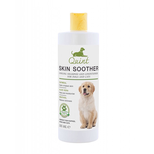 Quint Organic Skin Soother Shampoo (515 ml.)