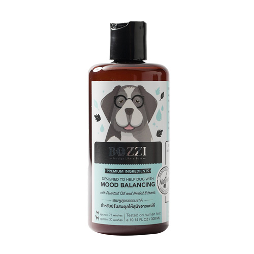 BOZZI Dog Shampoo Mood Balancing (300 ml.)