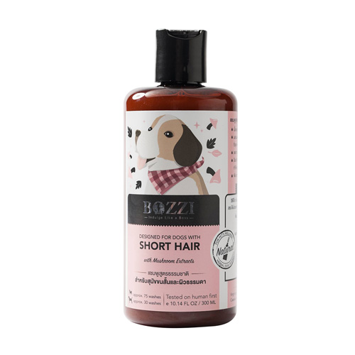 BOZZI Dog Shampoo Short Hair (300 ml)
