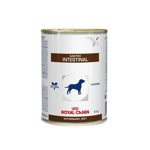 Royal Canin Vet Diet Dog Gastro Intestinal Canned (400 g.)