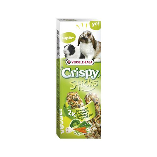 Versele Laga Crispy Sticks Vegetable (110 g.)