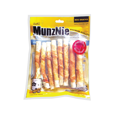 MunzNie Crunchy Rolls Wrapped with Chicken Breast (8 pcs.)