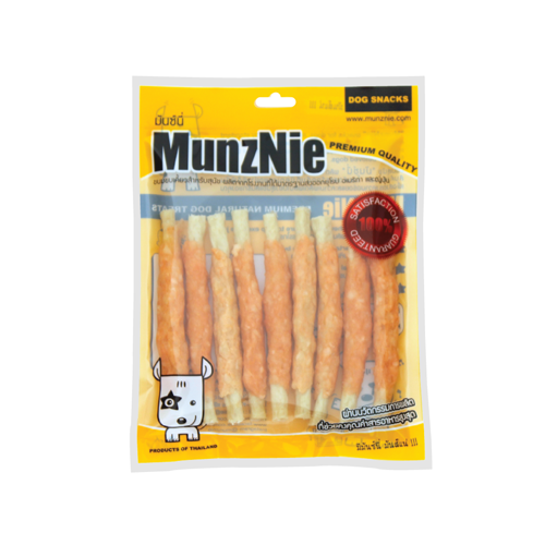 MunzNie Crunchy Rolls Wrapped with Minced Chicken Flavor (8 pcs.)