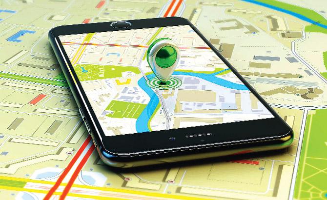 รู้มั้ยประโยชน์ของ GPS ในโทรศัพท์มือถือนั้นสำคัญแค่ไหน