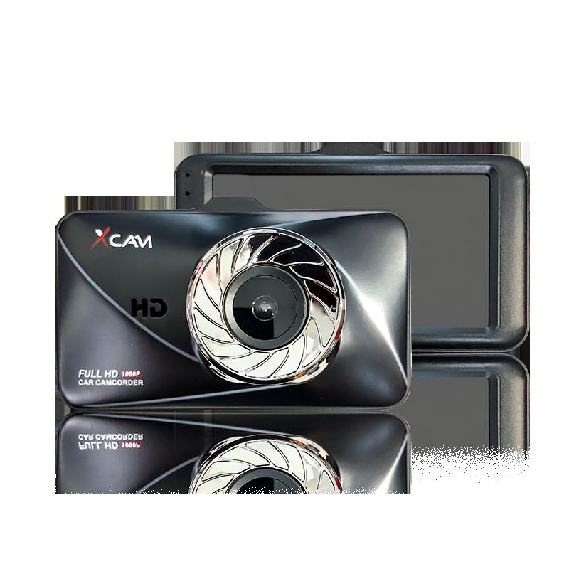 กล้องติดรถยนต์ XCAM รุ่น X66 New 2019