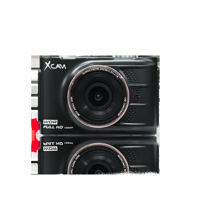 กล้องติดรถยนต์ XCAM รุ่น X818