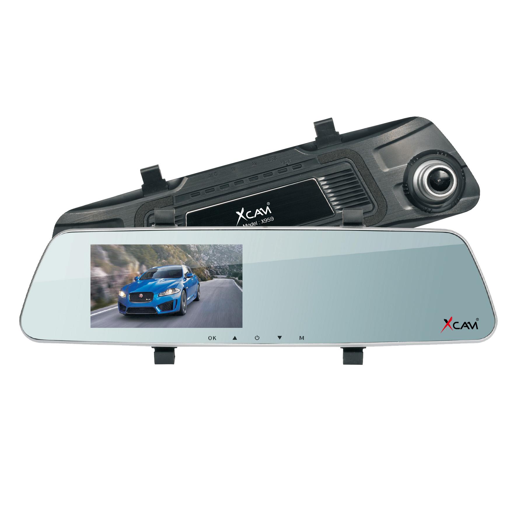 กล้องติดรถยนต์ XCAM รุ่น X959 NEW 2019