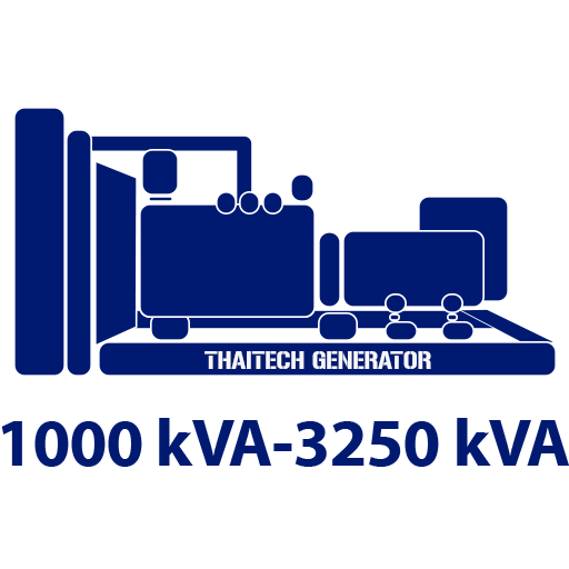1000 kVA - 3250 kVA