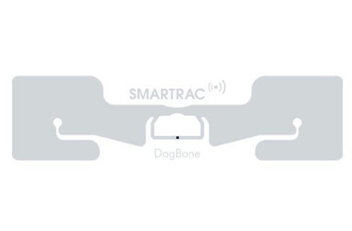 SMARTRAC R6 DogBone RFID Wet Inlay (Monza R6)