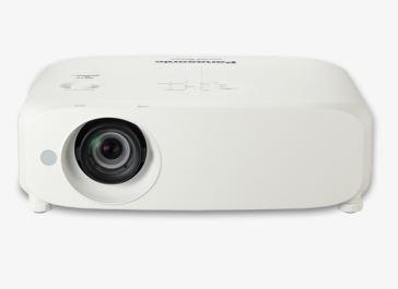 โปรเจคเตอร์ Panasonic PT-VX600  5500 lumen XGA (1024x768) contrast 5000:1