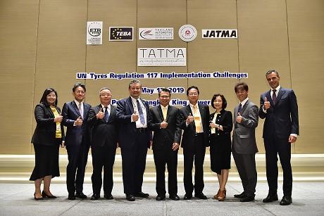 TATMA จัดสัมนาเรื่อง UN R117 เพื่อส่งเสริมศักยภาพในการส่งออกของอุตฯ ยางรถยนต์ไทย