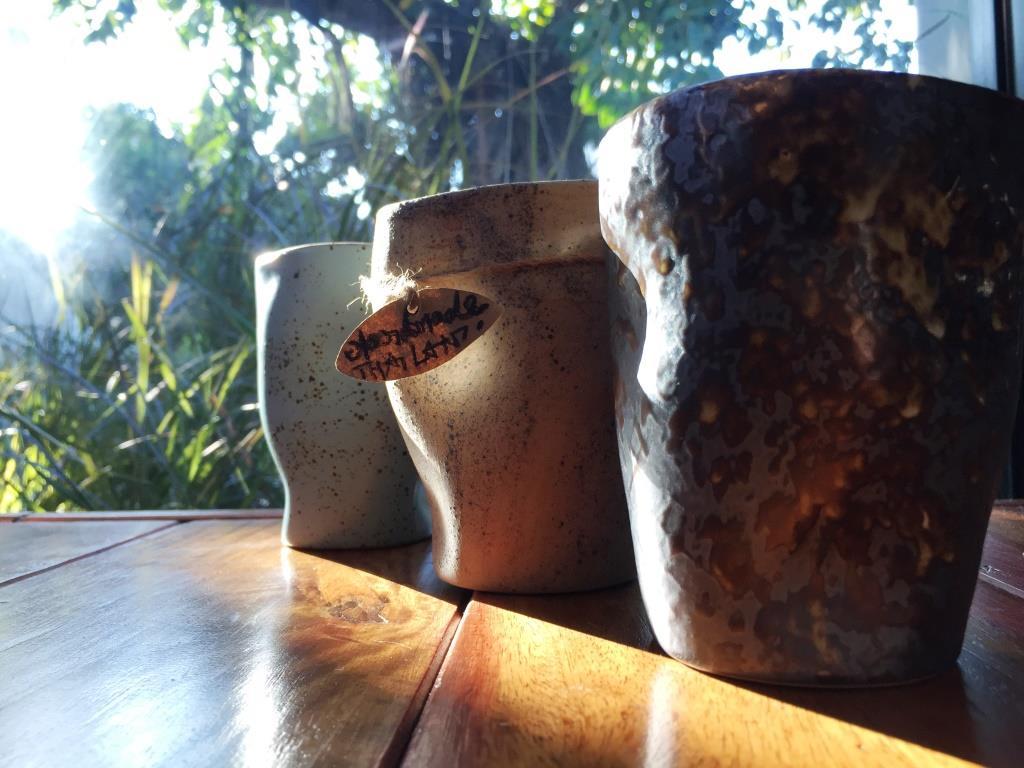 Pottery Mug - Blue