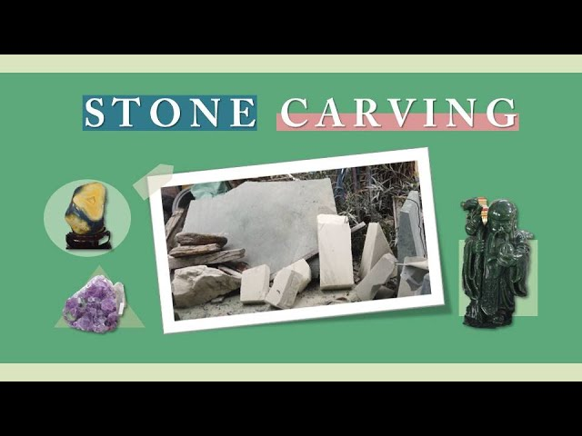 Pick A Craft Channel - Stone Carvings (Interview Part)
