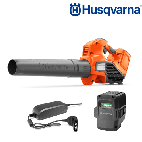 HUSQVARNA  Blowers 120iB Including Battery and Charger