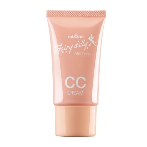 Mistine Fairy Dolly Pretty Face CC Cream 20 g.