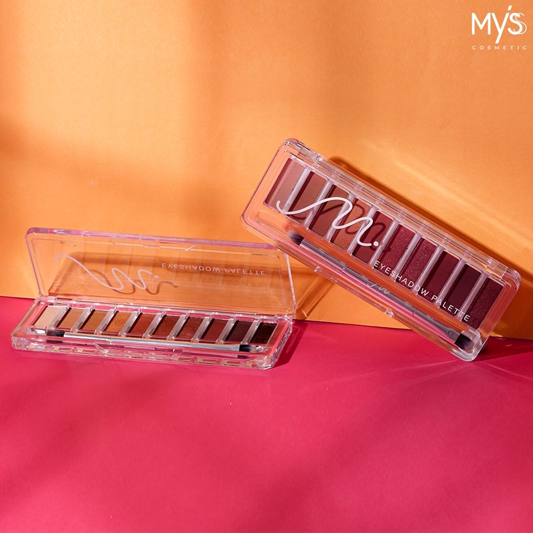 MYSS M Eyeshadow Palette 10 g.