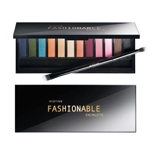 Mistine Fashionable Eye Palette 9 g.
