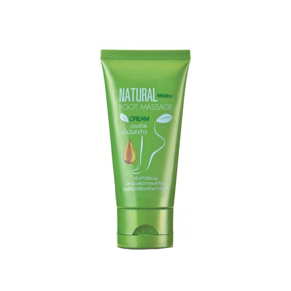 Mistine Natural Foot Massage Cream 50 g.