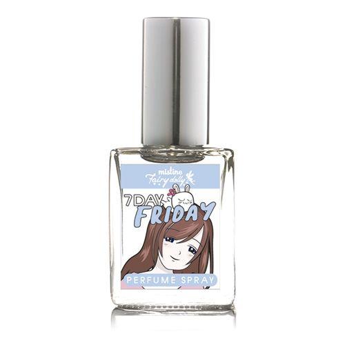 Mistine Fairy Dolly 7 Day Firday Perfume Spray 10 ml.