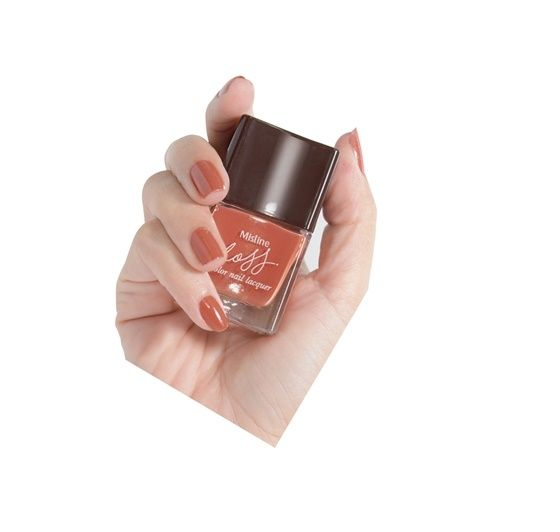 Mistine Boss Color Nail Lacquer 16 ml.