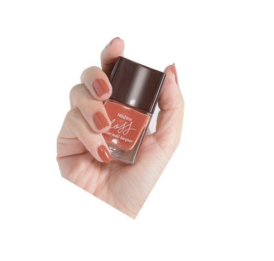 Mistine Boss Color Nail Lacquer 16 ml.