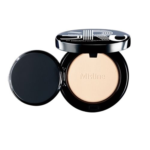 Mistine Gru Oil Control Perfect Powder SPF 25 PA++ ขนาด 10 กรัม