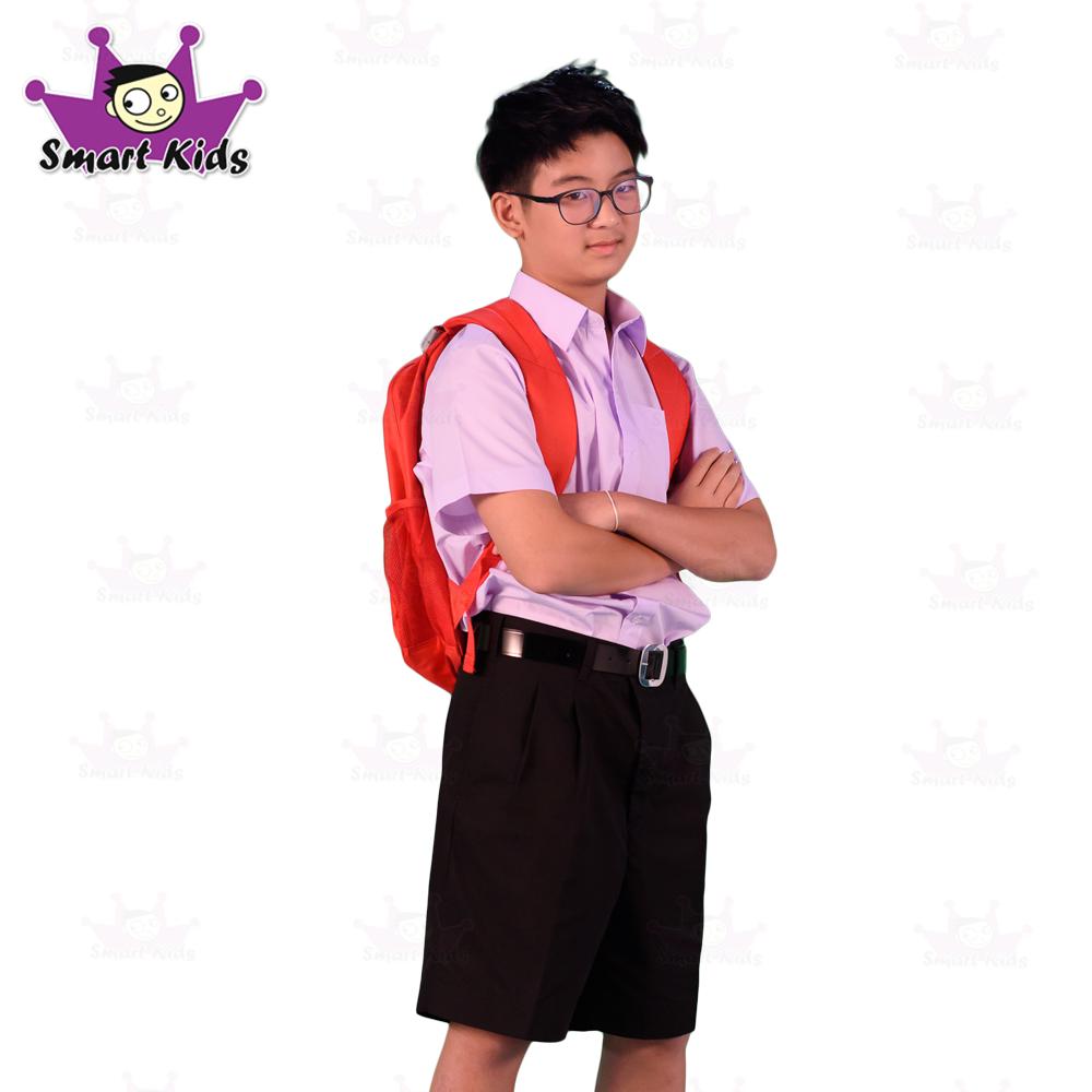 กางเกงนักเรียนสีดำ