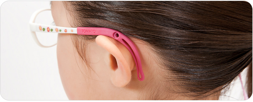9b3db2f011e 4. The glasses sit comfortably and do not slip down because the curves of  the ear tips match the curves of the ears.