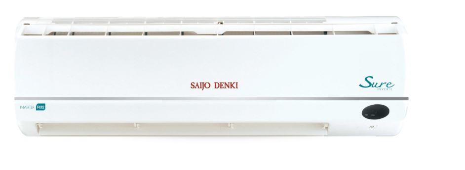 แอร์ Saijo Denki ติดผนัง รุ่น Inverter Sure