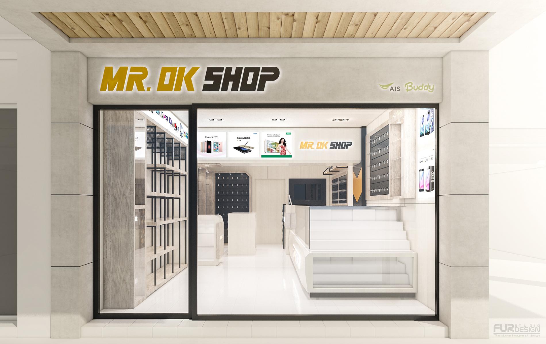 ร้าน MR.OK SHOP