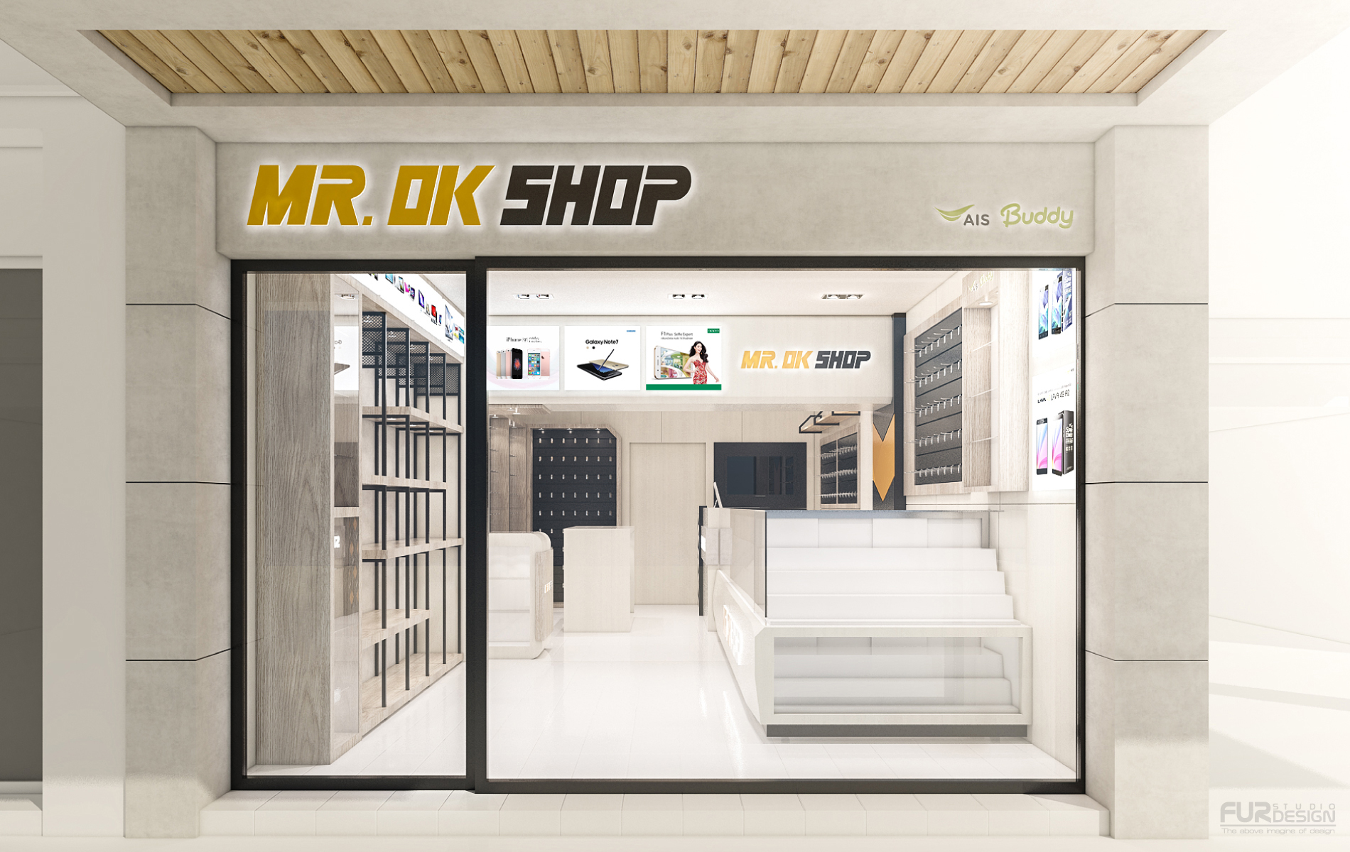 MR.OK SHOP
