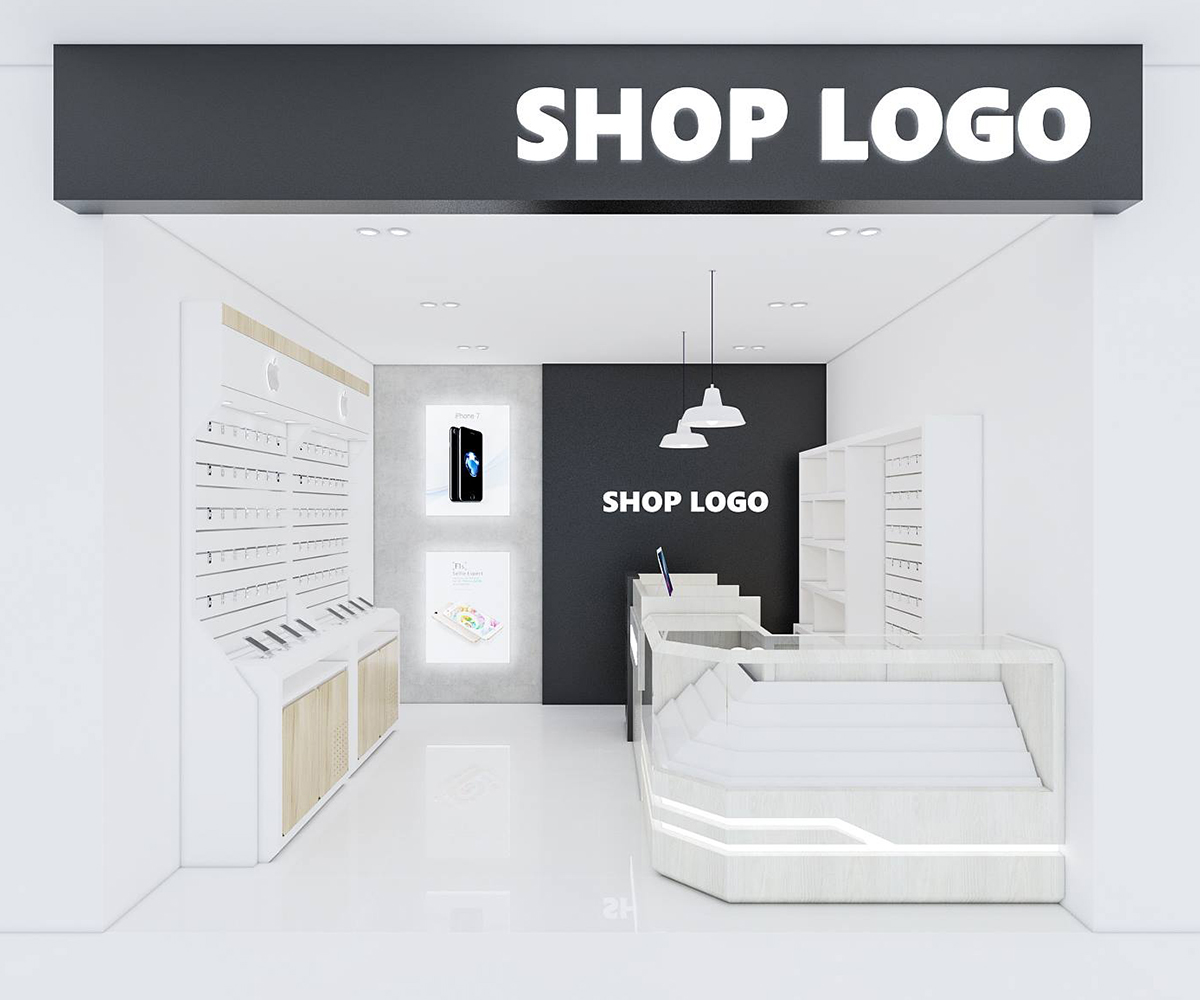 Shop set design 3