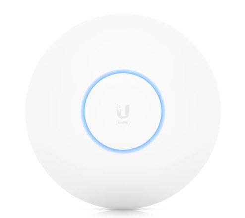 U6-LR UniFi WiFi 6 4X4 Long-Range Access Point Dual band 3 Gbps รองรับ 300 User +
