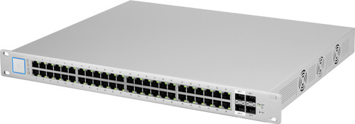 US-48-500W UniFi Switch PoE 48 Managed PoE+ and 802.3AF/AT Gigabit Switch with 4 SFP