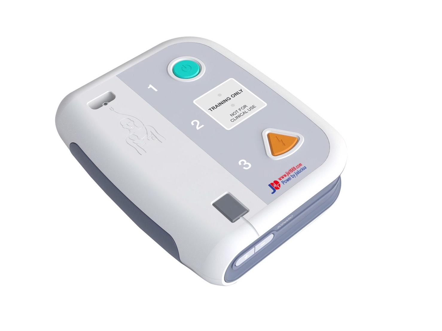 AED Trainer Jia
